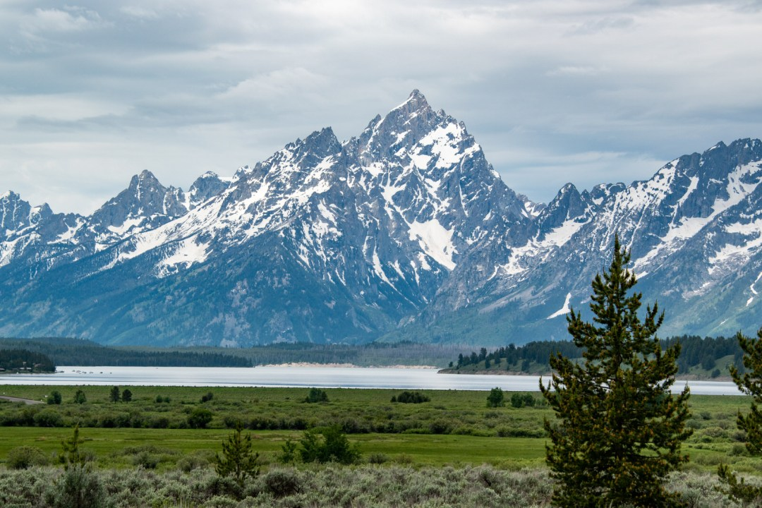 Annie Explore - Grand Teton