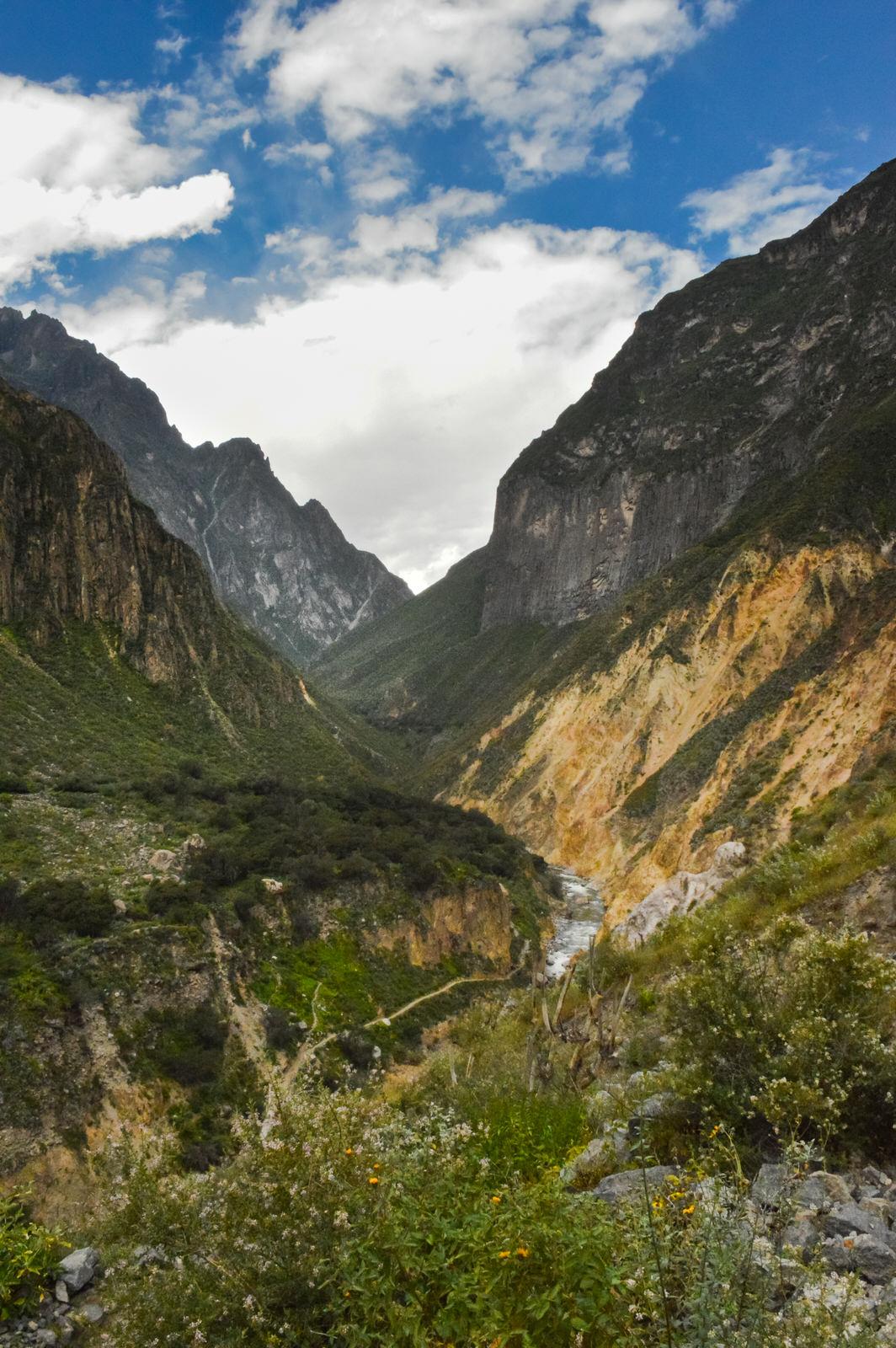 Annie Explore- canyon de colca