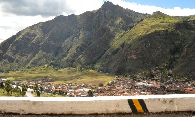 Urubamba, les Salinas et un court passage à Pisac