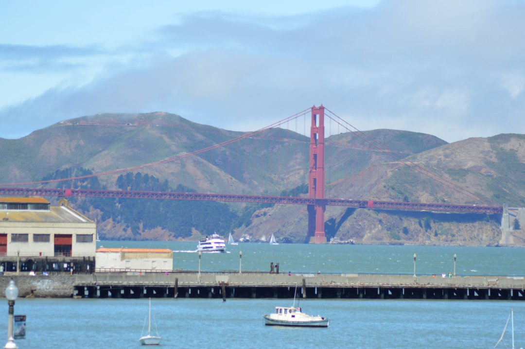 Annie Explore - San Franscisco Monterey