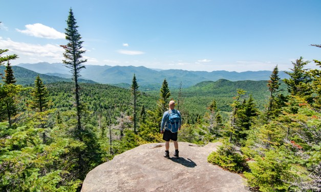 Nun-Da-Ga-O Ridge – Adirondacks