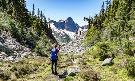 Zoa Peak – Colombie-Britannique