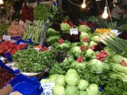 Kadakoy market.