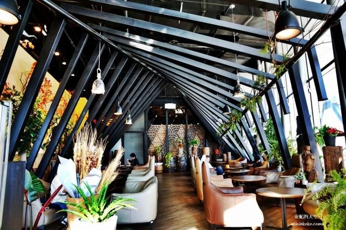 [新莊不限時咖啡廳]  D'or caf'e 城市裡的小秘境 下午茶139元起 晶冠廣場一樓