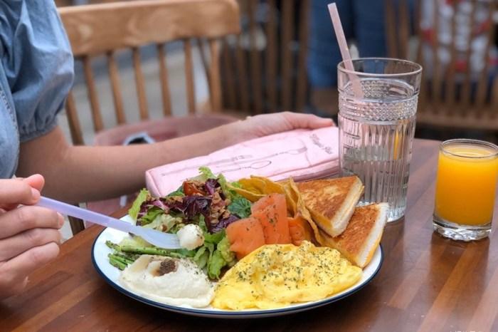 [美吉環保餐具]吸管也能變身為餐具? 唯一生醫級環保餐具  杜邦紙防水材質輕巧帶著走
