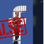 False: Facebook founder Mark Zuckerberg was not prosecuted for bribery related to the US election