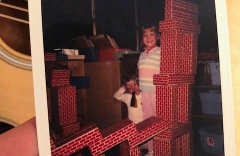 1980s kindergarten classroom picture