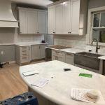 Kitchen Renovation: During