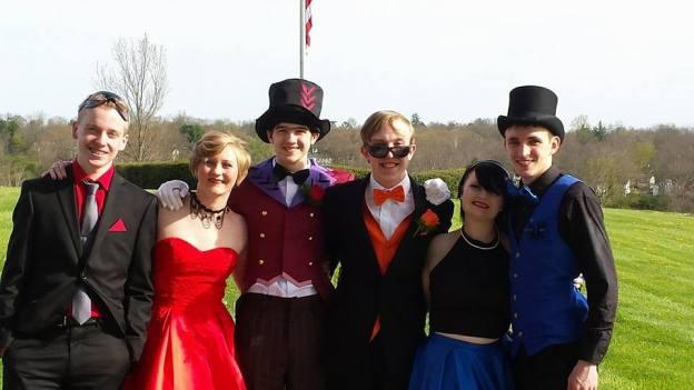 Katie's Prom