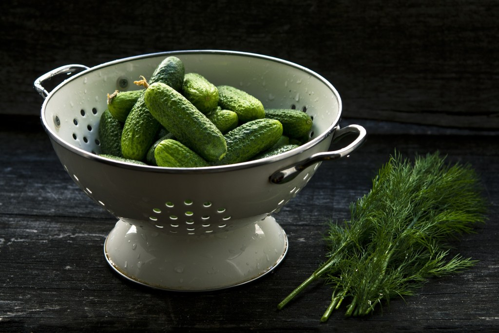 Pickled Cucumber - Nutritions & Benefits