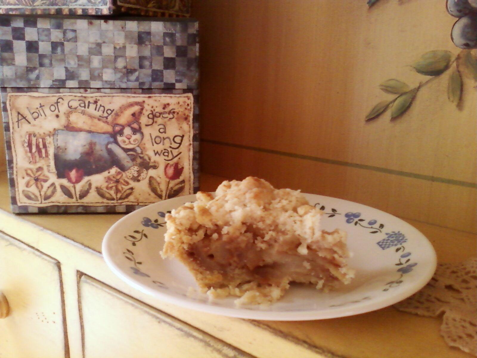 Healthier Apple Pie