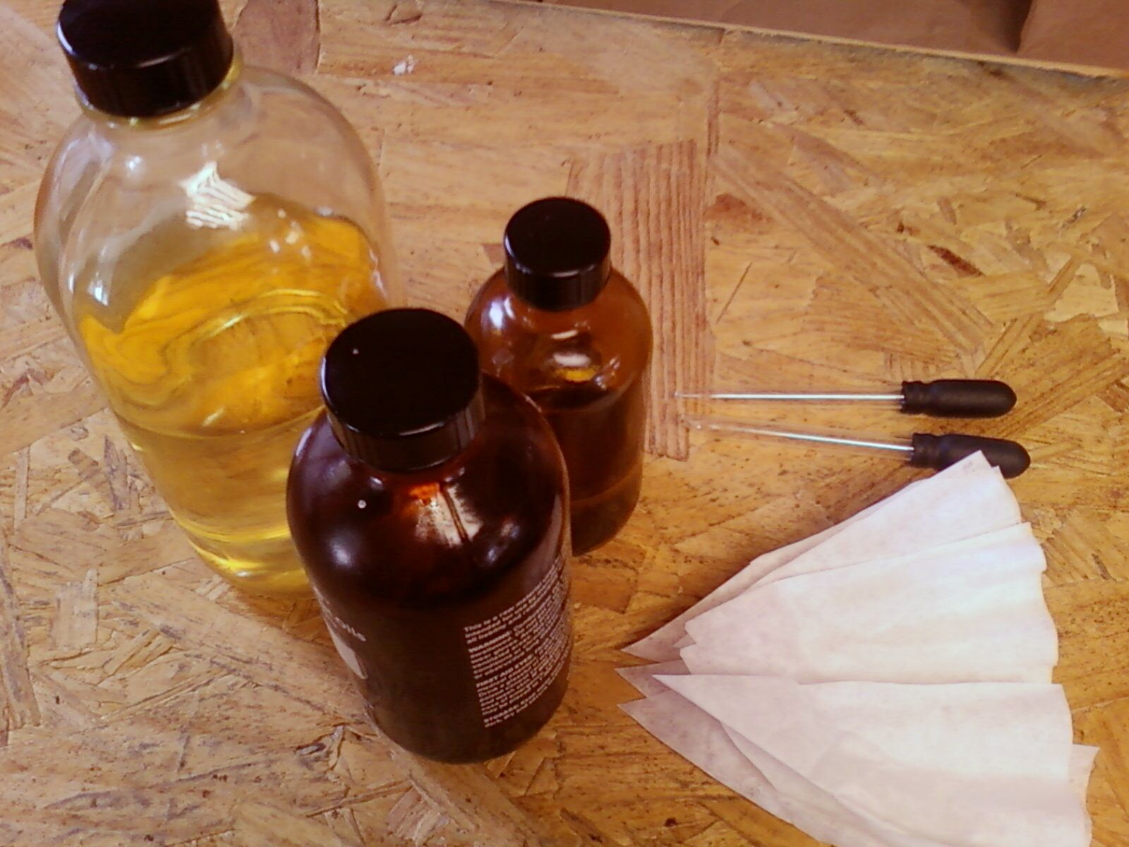 Fragrance Blending Supplies