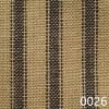 Navy Tea Dyed Ticking Plaid Homespun Fabric