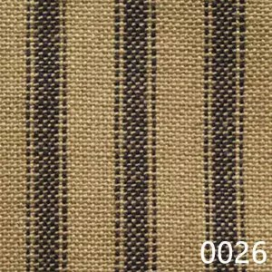 Navy Tea Dyed Ticking Plaid Homespun Fabric