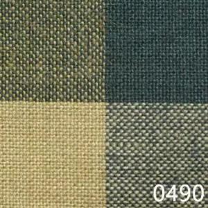 Green-Tea-Dyed-Buffalo-Check-Plaid-Homespun-Fabric-0490