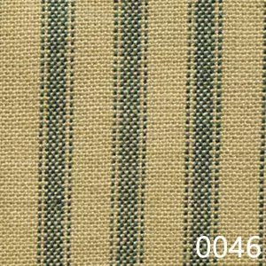 Green Tea Dyed Ticking Plaid Homespun Fabric