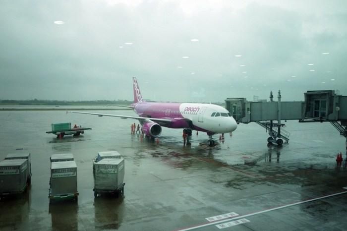[日本] 樂桃航空台北-大阪開航特價 訂票心得