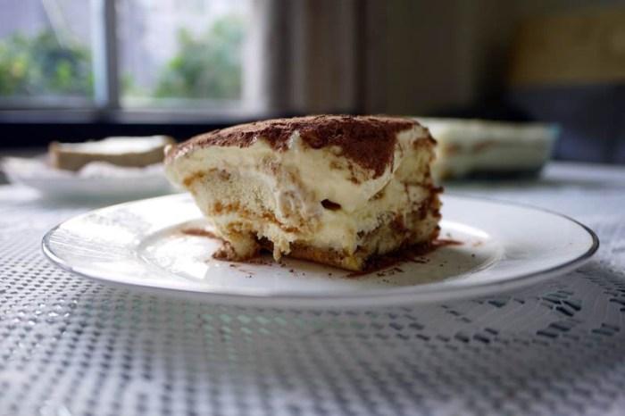 [烘焙] 初試 提拉米蘇Tiramisu