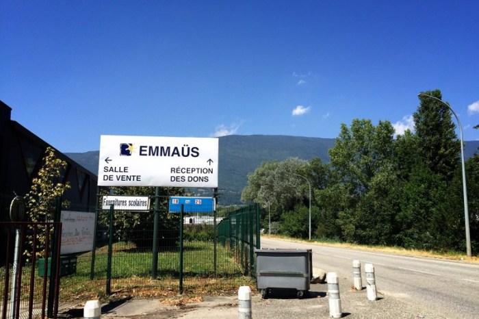 [法國] 我在志工營的一個月 Emmaüs Chambéry 國際志工營