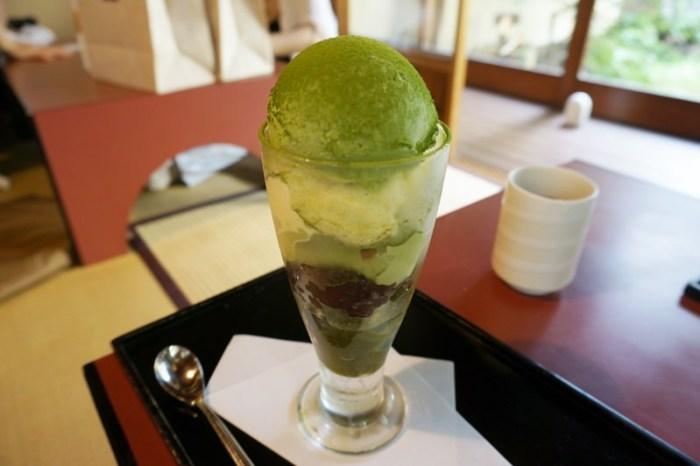 [京都] 祇園小森 ぎをん小森 抹茶聖代