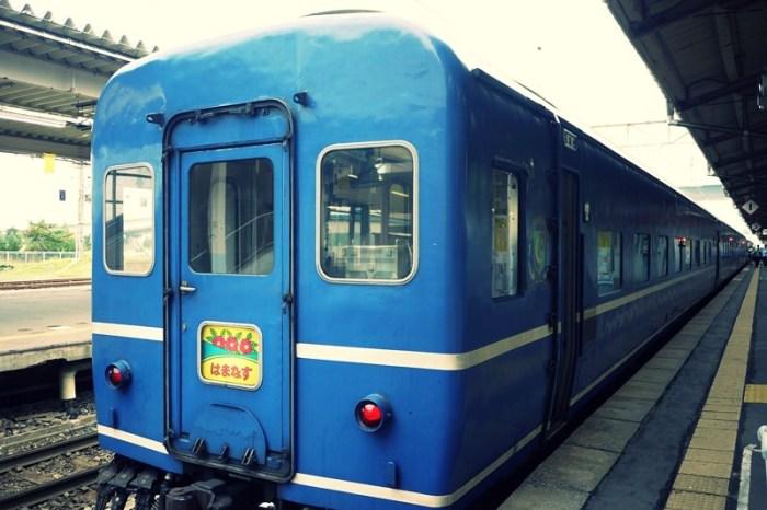 [鐵道] 札幌 =>青森 夜行急行はまなす初體驗