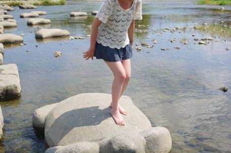 [京都] 如果只能去一個地方,就決定是鴨川吧!