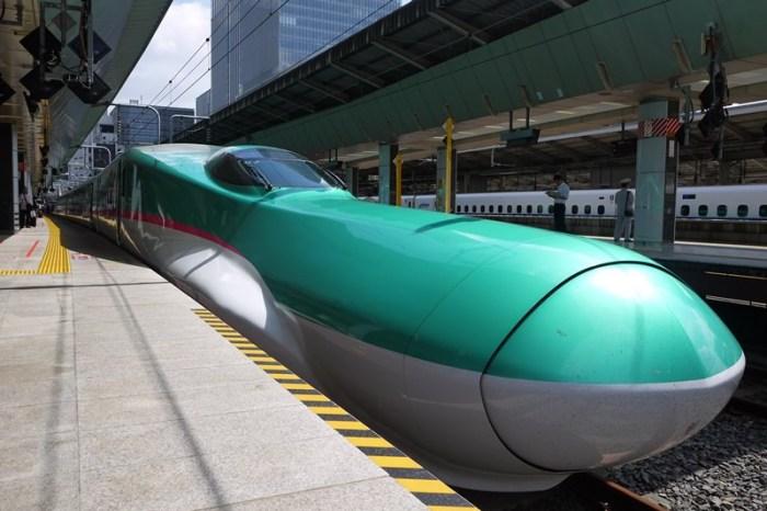 [鐵道] 橫斷870公里 京都 -> 東京 -> 新青森 -> 函館