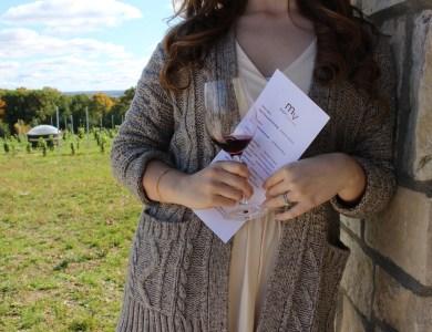 Wine Tasting at Mari's Vineyard in Traverse City, MI!