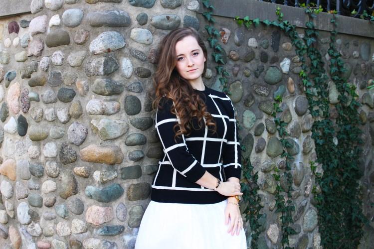 Duffield Lane Romantic Mini-Fall Lookbook: How I Wear It