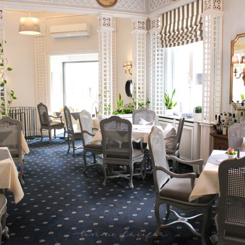 Dining at Hotel Der Kleine Prinz