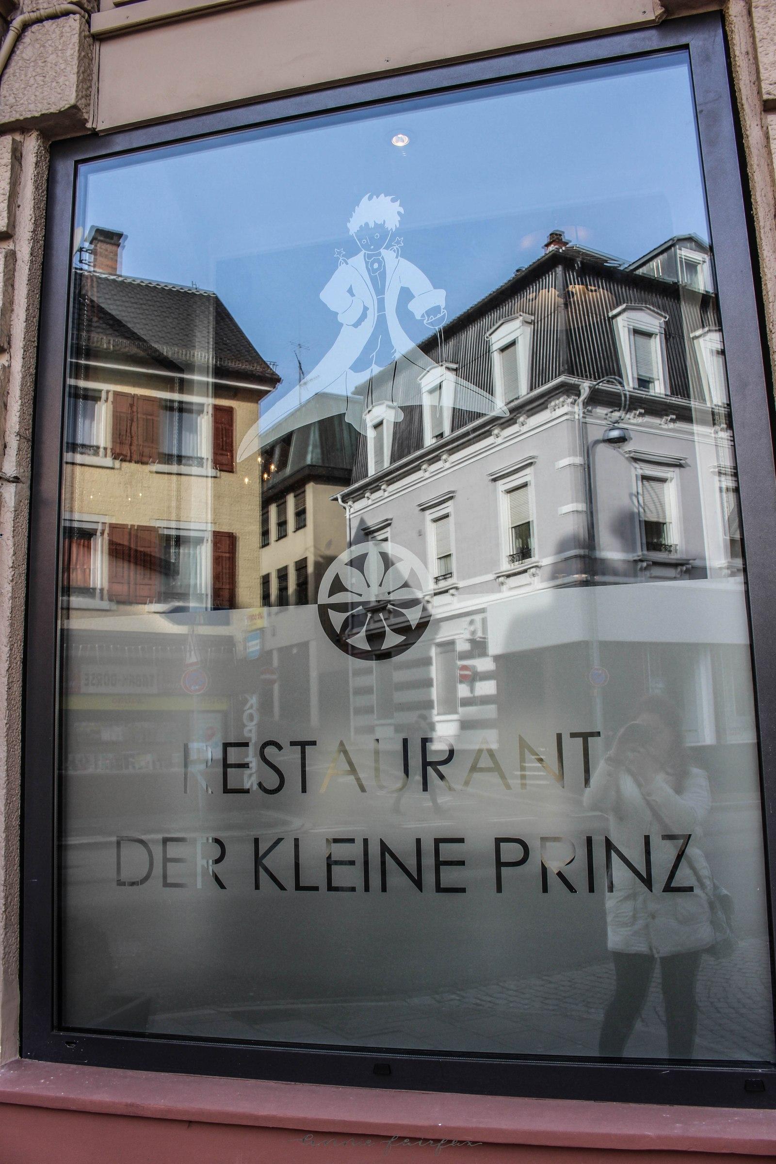 Luxury Hotels of the Word: Der Kleine Prinz Baden-Baden, Germany