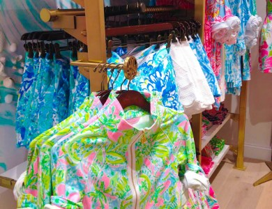 Lilly Pulitzer's Newly Remodeled Troy, MI Store