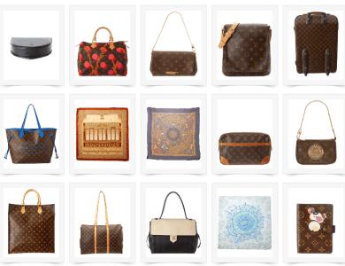 100 Louis Vuitton Bags & Accessories – On Sale!