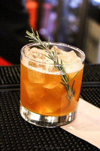 Drinks with Rosemary