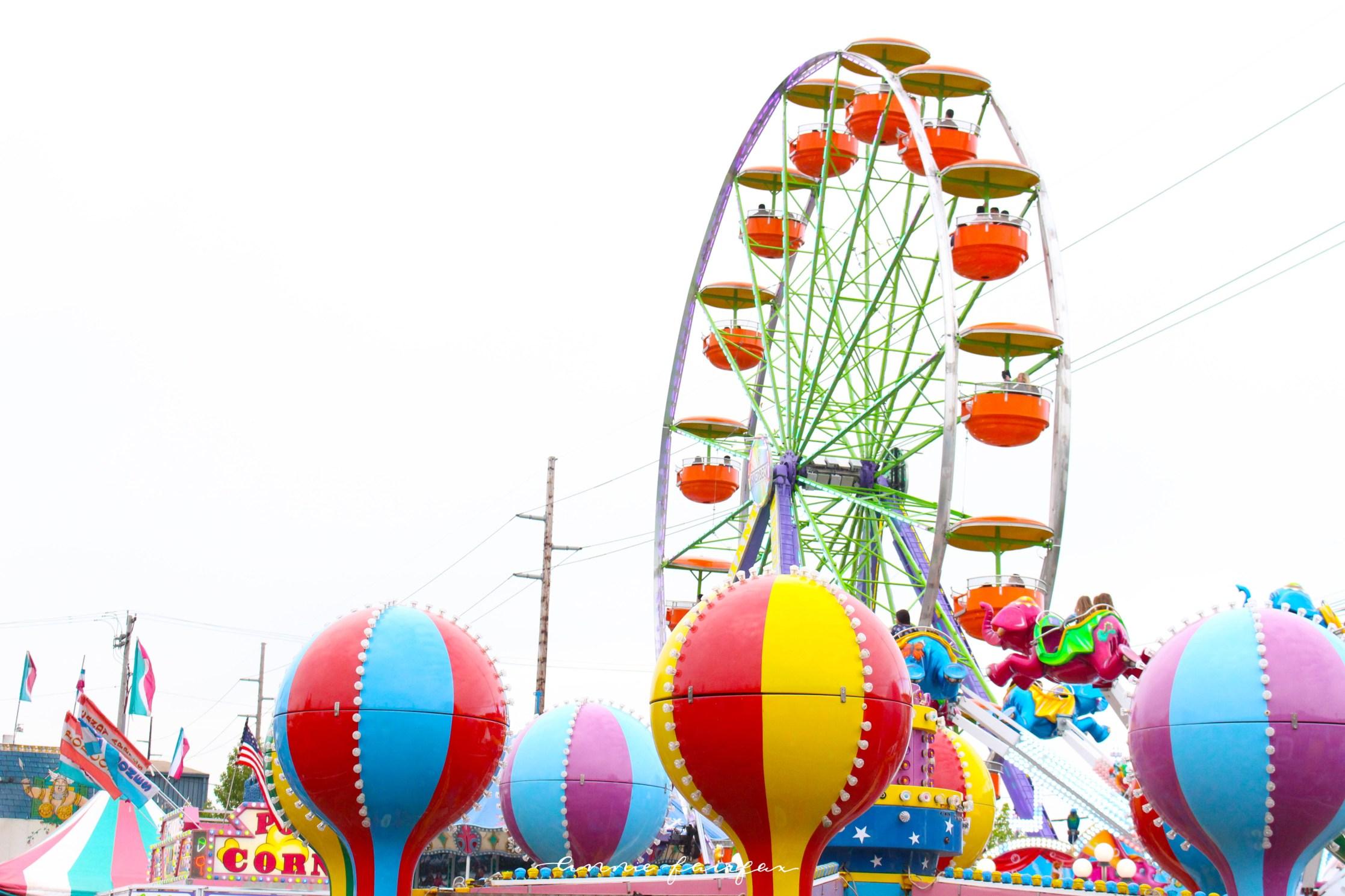 Tulip Time Festival in Holland, MI Carnival