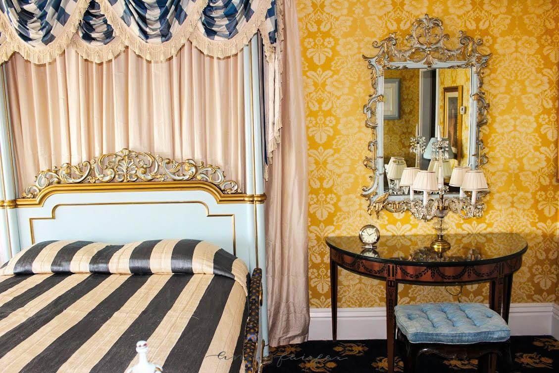 Jackie Kennedy Suite Grand Hotel Mackinac Island Michigan