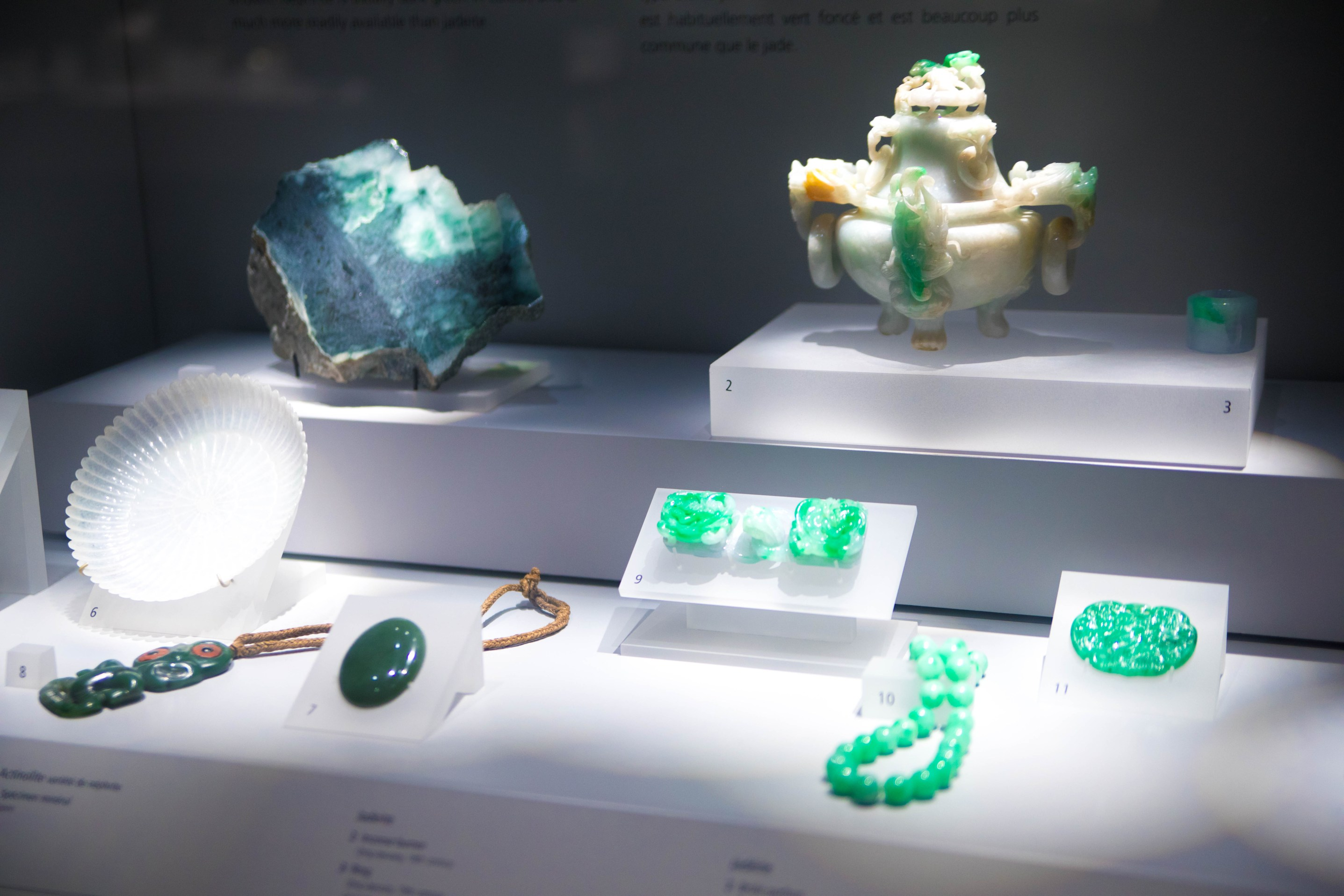 Toronto, Ontario, Canada Travel Itinerary Royal Ontario Museum Mineral and Gemstone Exhibit