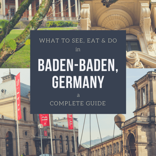 Baden-Baden, Germany: The Luxury Travel Guide