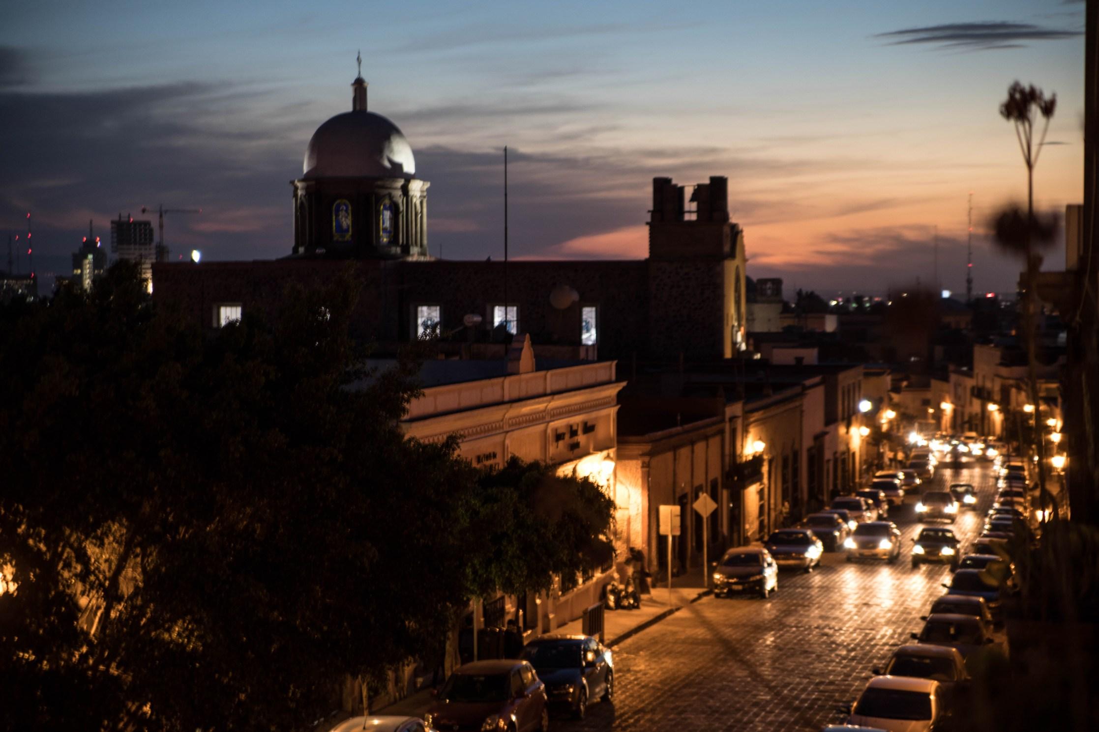 Mexico by Annie Fairfax