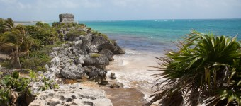 Exploring the Mayan Ruins of Tulum