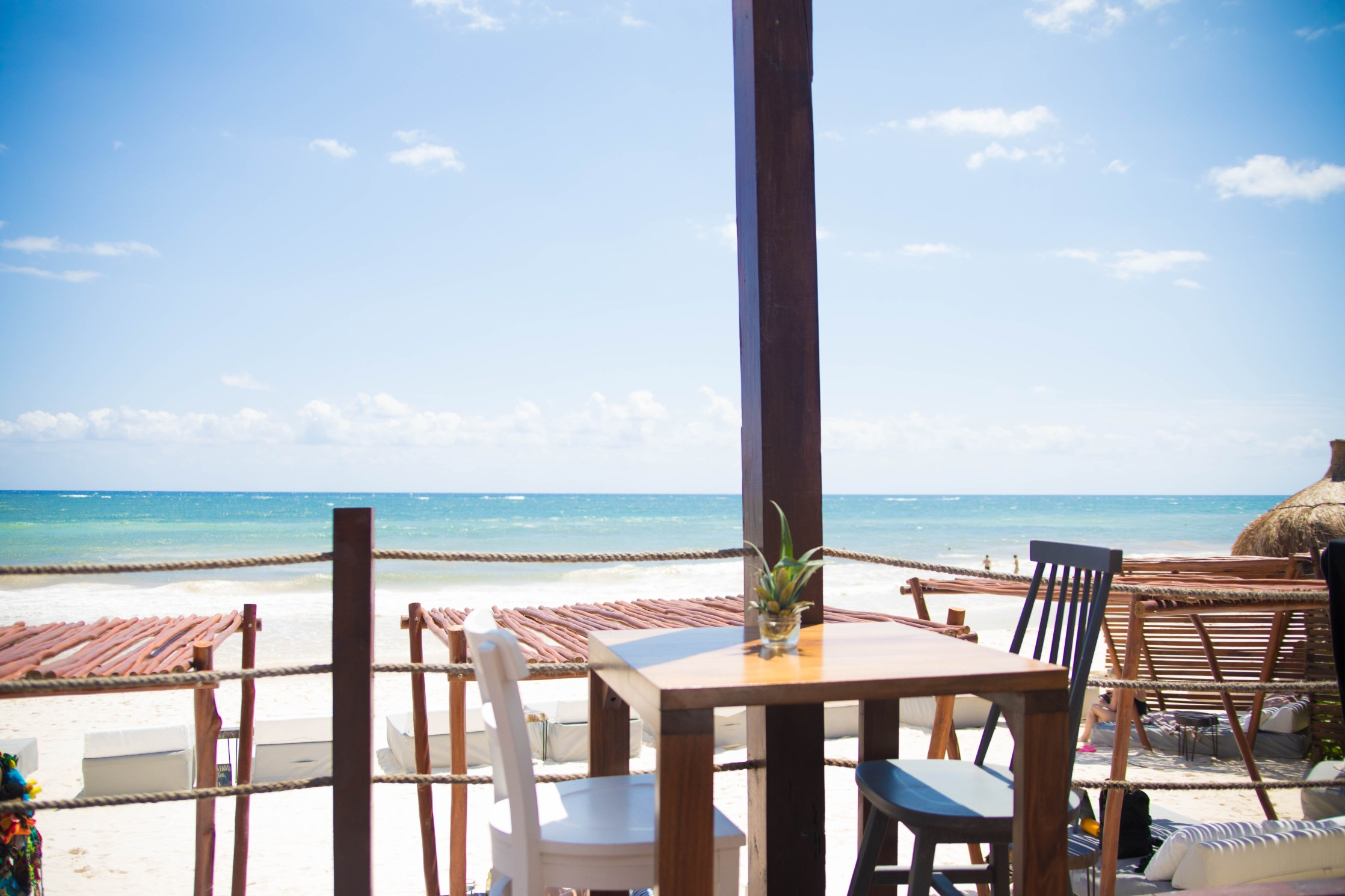 The Real Coconut Tulum at Sanará Resort Luxury Restaurants of the World