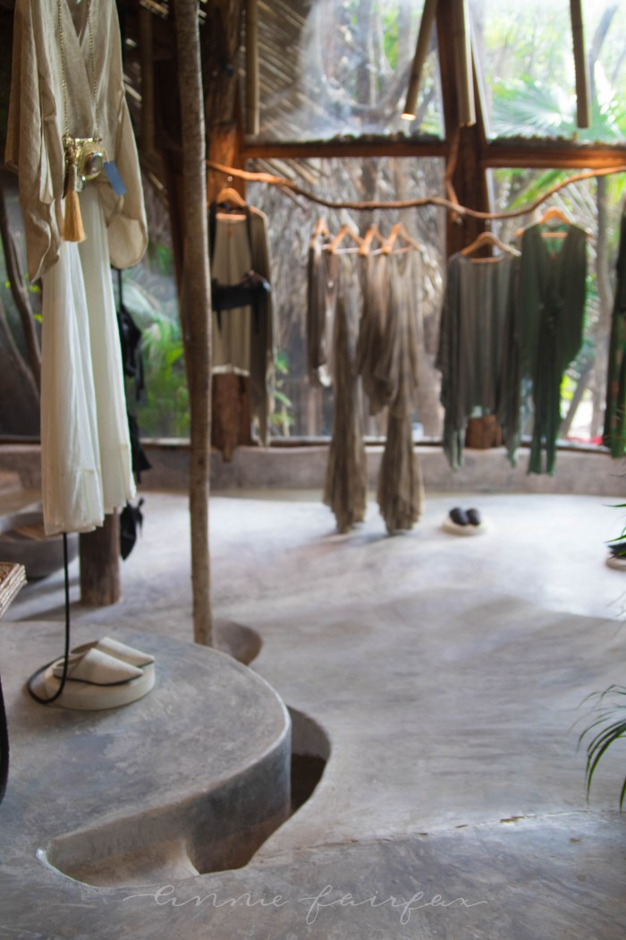 Zak Ik Luxury Boutique Inside Azulik Resort Tulum