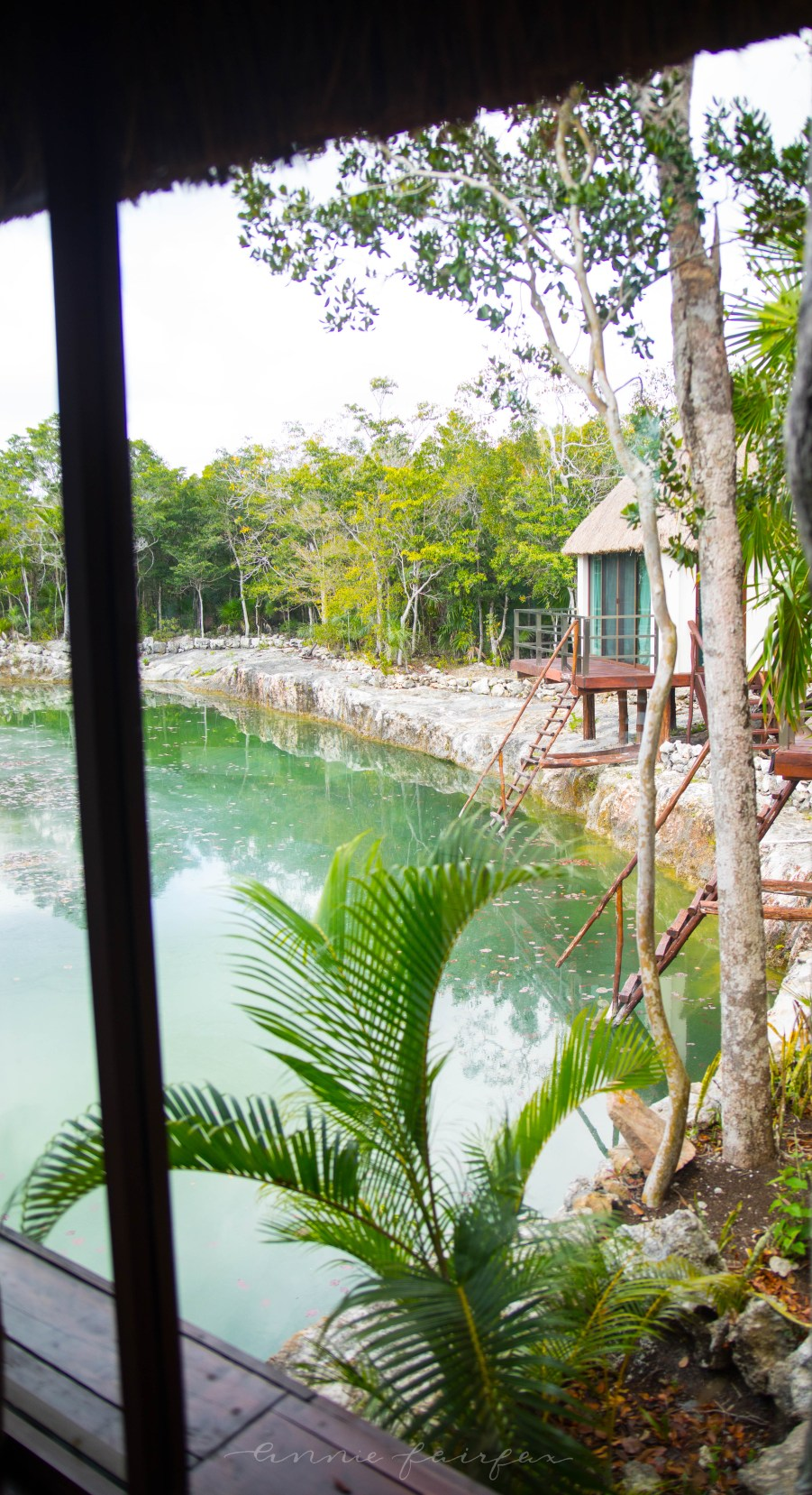 Zamna Tulum Eco-Chic Glamping Overwater Bungalows Concert Venue Cenote Hotel Luxury Hotels of the World