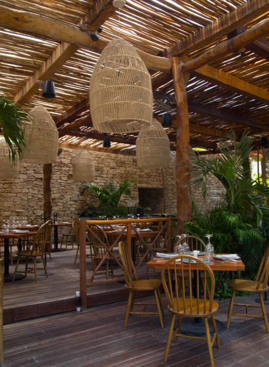 Luxury Restaurants of the World: Rosa Negra Tulum Riviera Maya Mexico Latin American Cuisine