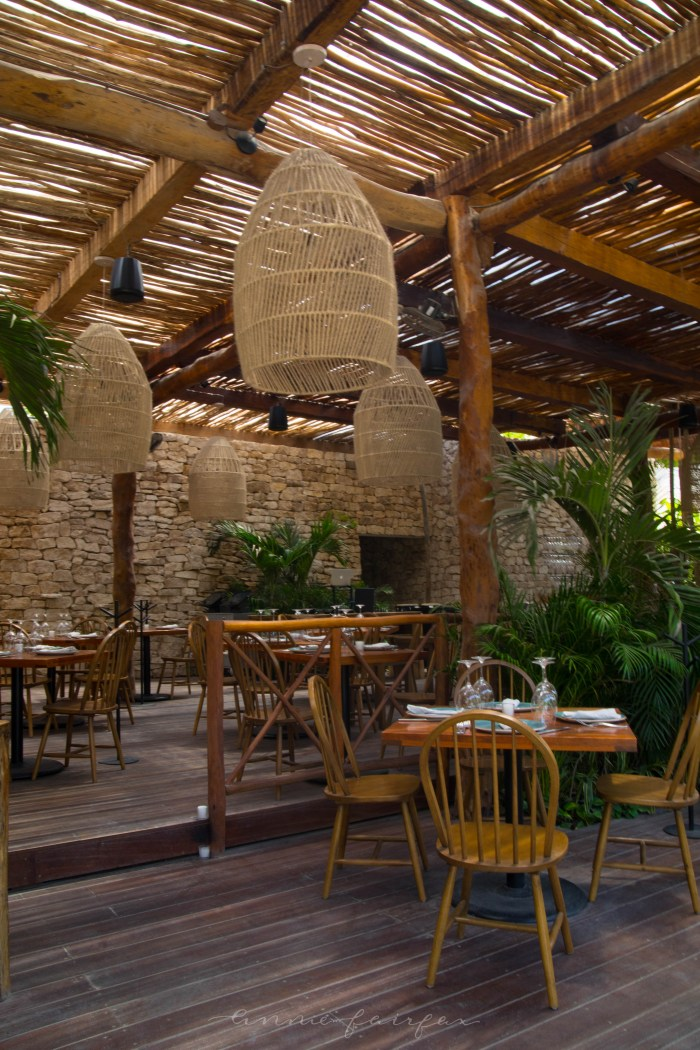 Luxury Restaurants of the World: Rosa Negra | Tulum