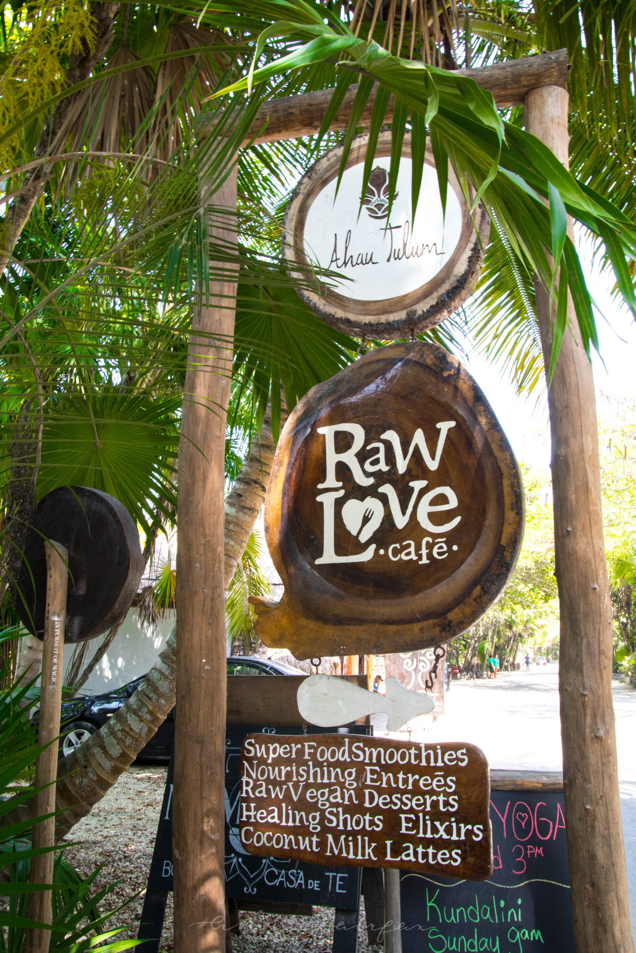 Raw Love Tulum
