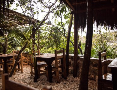 Luxury Restaurants of the World: Kitchen Table Tulum