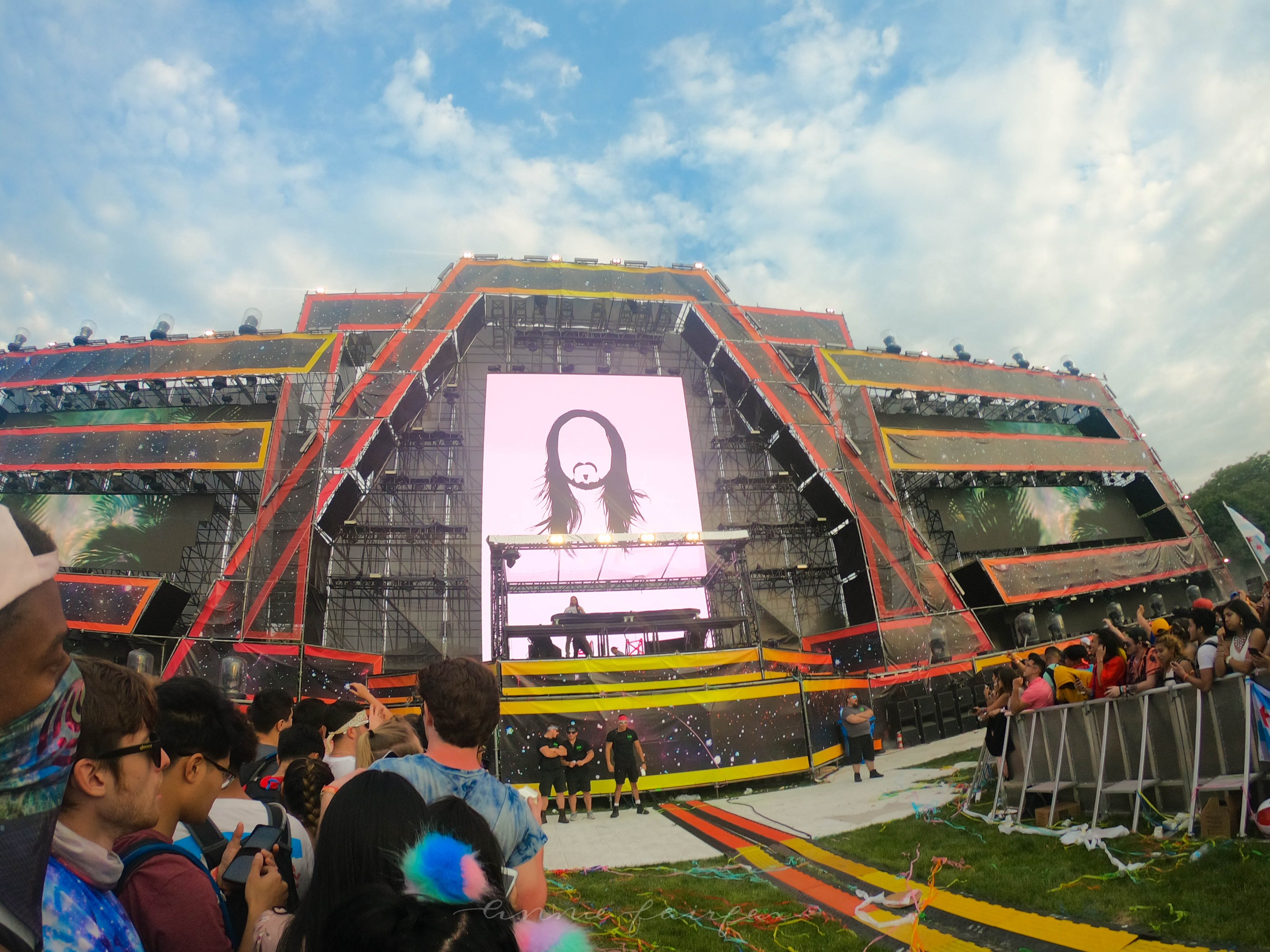 The Complete Traveler's Guide to Chicago Steve Aoki Spring Awakening