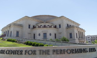 Carmel, Indiana Palladium Center for the Performing Arts