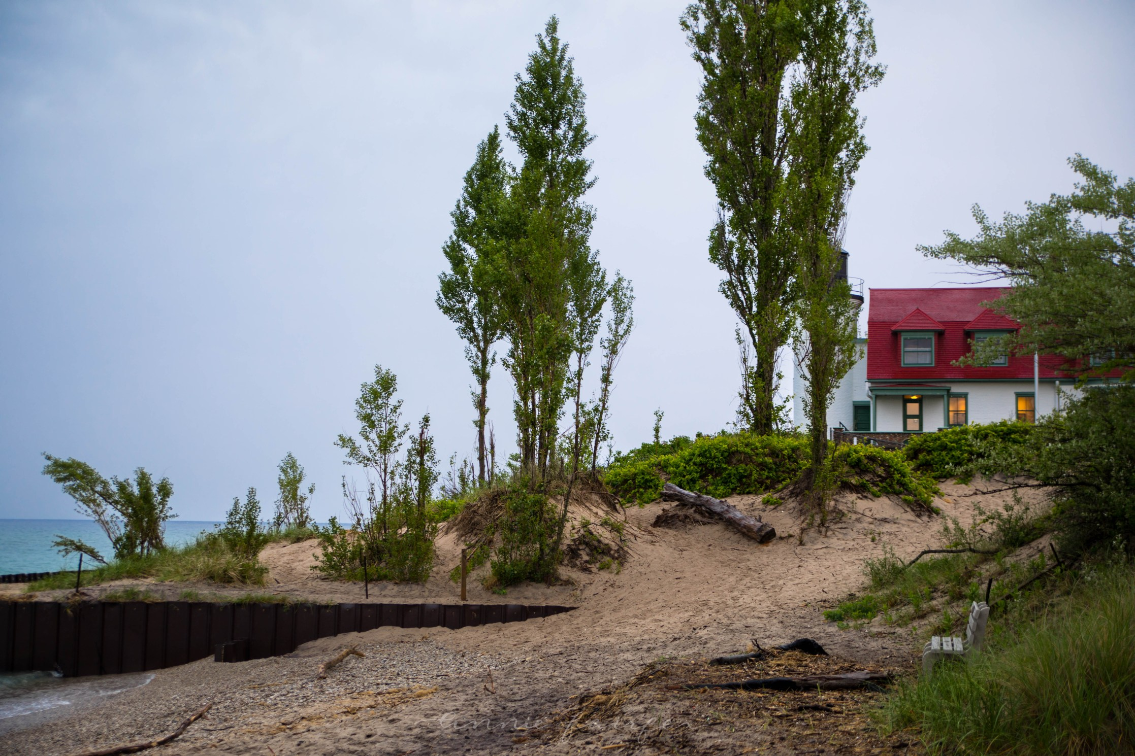 Pointe Betsy Lighthouse Where to Stay near Traverse City, Michigan The Complete Traveler's Guide to Traverse City, MI